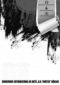 coperta Tonitza 2016
