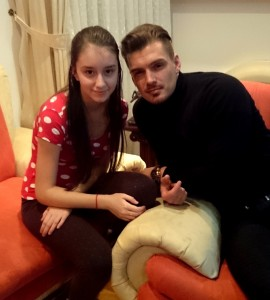 cu Bogdan Vladau